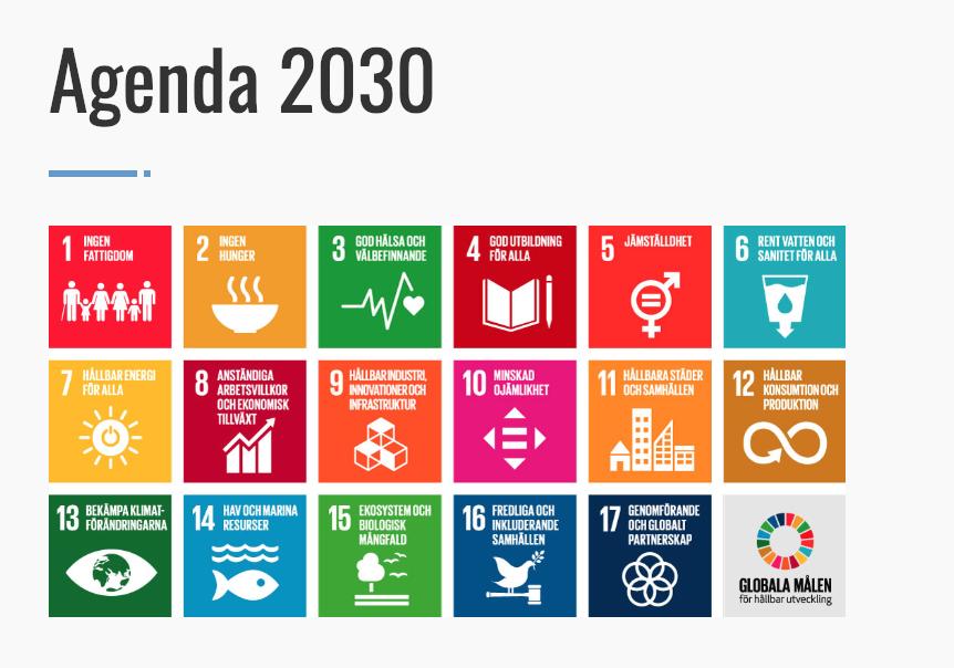Hållbarhet och innovation
